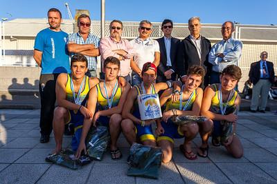 Reparto de Premios Copa Galicia ENCE