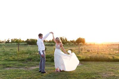 Caroline & Cameron McKeown Wedding, exp. 7/16