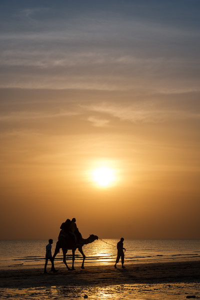 Mandvi Beach, Gujarat, India