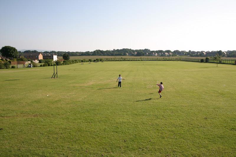 Loans playing field 2007