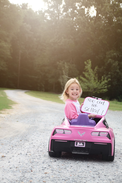 Mallory {Back to School}