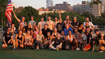 Midnight Runner 10k Bootcamp