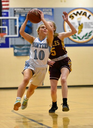 Fennimore @ Mineral Point Girls Basketball 1-31-200