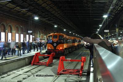 The Munster Double Railtour, 14-10-2017