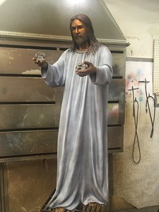 2016-0917 Jesus on the Road to Emmaus