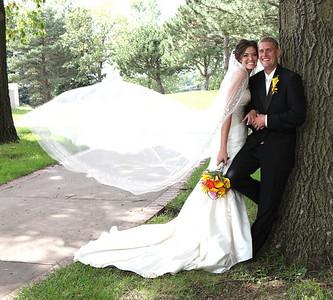 Sam & Brett (Park & Post Ceremony Proofs)