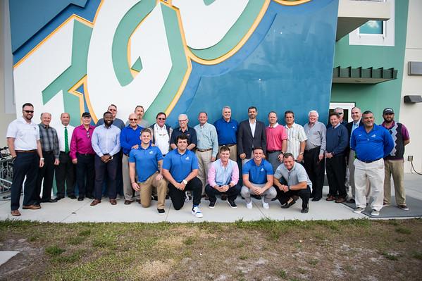 FGCU Baseball Locker Room Reveal