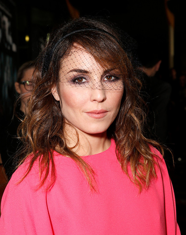 """. Noomi Rapace arrives at the world premiere of \""""Dead Man Down\"""" at the Archlight Hollywood on Tuesday , Feb. 26, 2013 in Los Angeles. (Photo by Todd Williamson/Invision/AP)"""