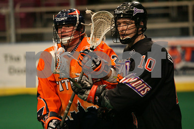 Pat McCready (2008-2010, Buffalo Bandits, Toronto Rock)