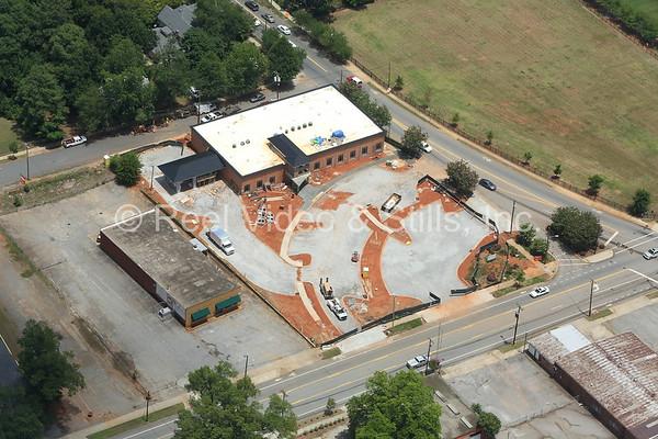 Creative Buildings Aerials