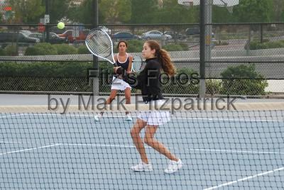 Girls Tennis vs. Chapparal
