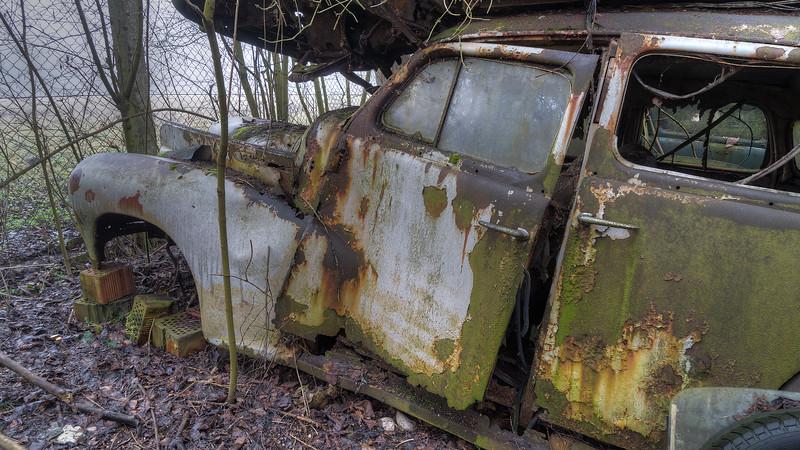 Urbex - Car Cemetery