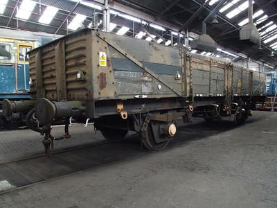 ZDV / ZDX - 2 Axle Open Wagon