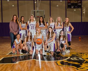 Basketball - 8th Grade Girls