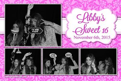 Libby's Sweet 16