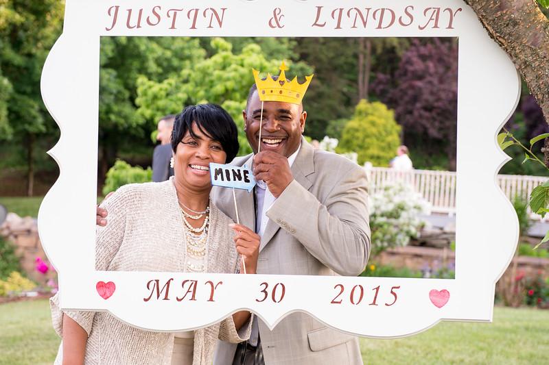 Justin & Lindsey's Wedding