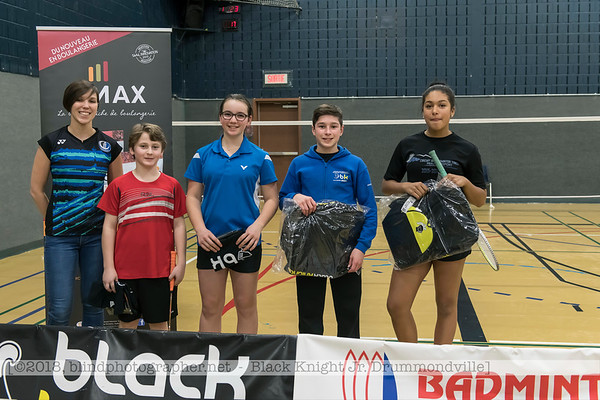 2018-Black Knight Junior #6-Les gagnants