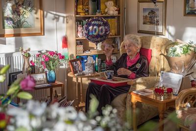 Celebrating Dorothy's 100th Birthday