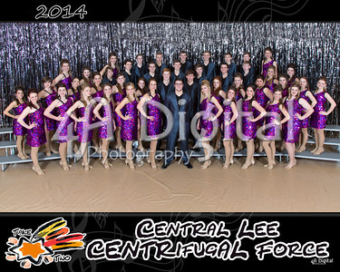 Central Lee CENTRifugAL Force