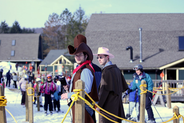 Holimont Winter Carnival 2009