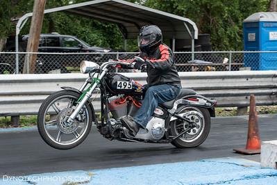 Texas Harley Racers Reunion 2014