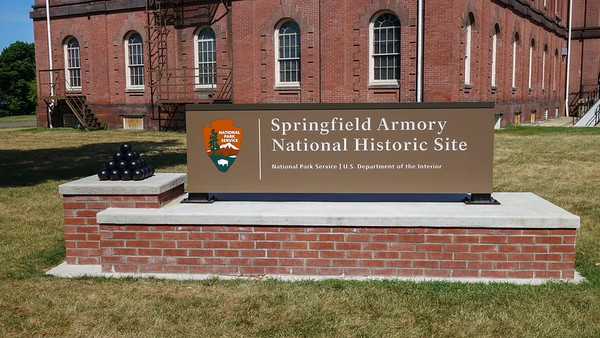 Springfield Armory National Historic Site - MA - 071616