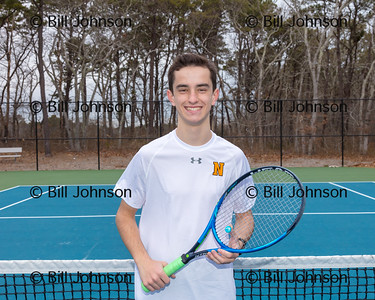 Nauset Boys Varsity Tennis Team and Roster 2017-2018