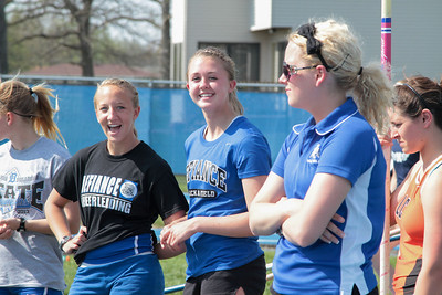 DHS Track (Field Events) 05-08-2014