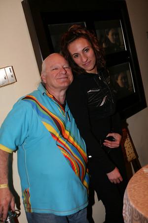 Happy Birthday Johnny Peace and All the Capricorns... Saturday Night Party... January 17, 2009