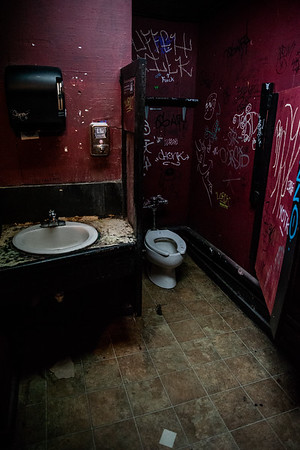 Toilet - New Brookland Tavern