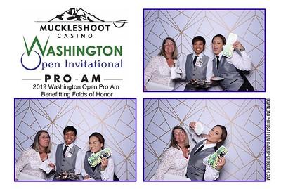 Muckleshoot Open Pro Am 2019