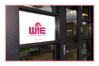 Open House WIE; Women's Intercultural Exchange, CLT, NC  8/30/17