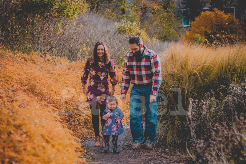 Bordoni Fall Family Photos 2018
