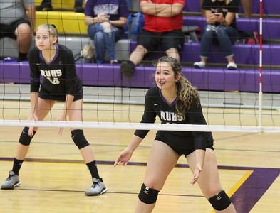 2019 girls volleyball TUSD St Augustine