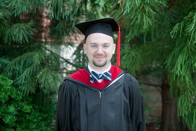 Chris Graduates RTS