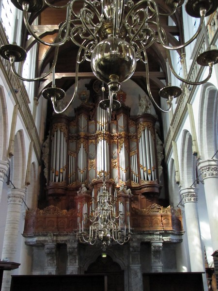 11-Oude Kerk, the organ