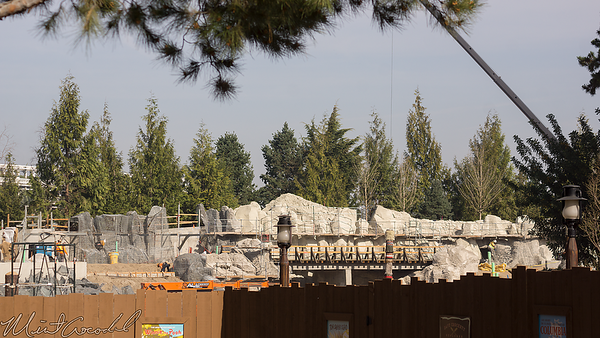Disneyland Resort, Disneyland, Frontierland, Critter Country, Star Wars Land, Star Wars, Rivers Of America, Rivers, River, America