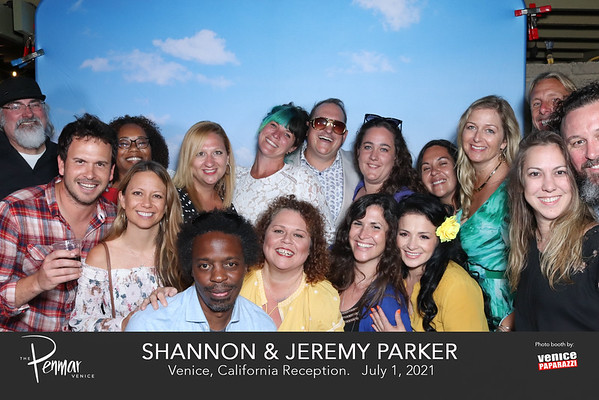 07.01.21 Shannon and Jeremy's Reception at The Penmar