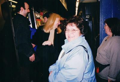 2000-11 | Lupe Visit | New York