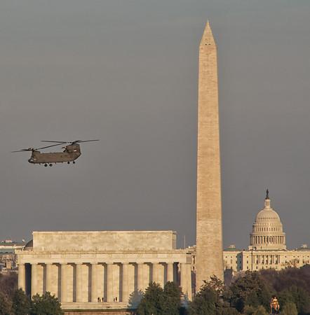 Washington, DC, Rise of the Moon