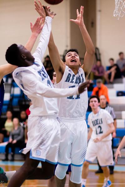 SBHS Varsity Basketball 2015-2016 Highlights