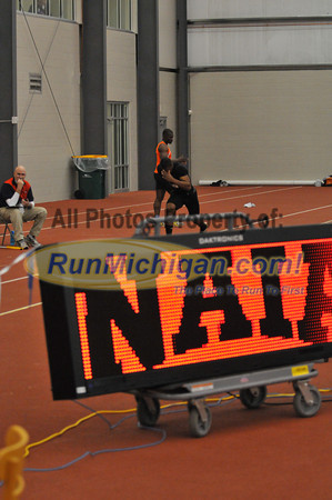 Men's Long Jump - 2012 NAIA Indoor Nationals