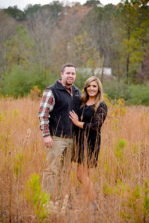 Kayla & Donnie {Engagement} 2018