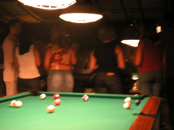 Bars in Summer