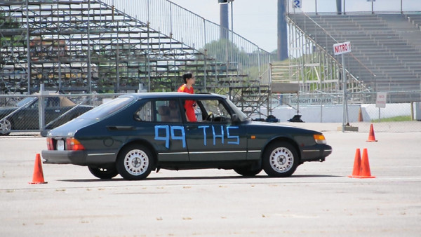 David's First Autocross