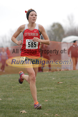 Women's Finish Gallery 2 - 2013 NCAA D3 XC Great Lakes Regional