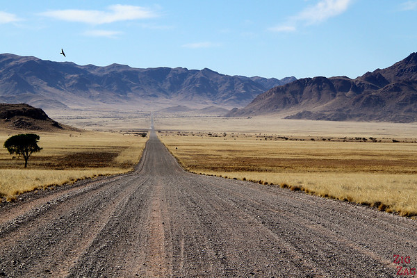 Road trip through South Namibia: best landscape