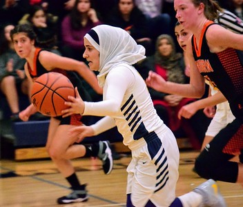 Dearborn at Fordson Girls Basketball 20