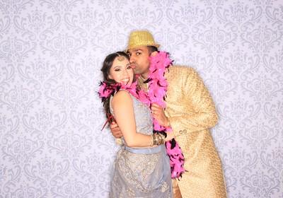Rajiv & Erica