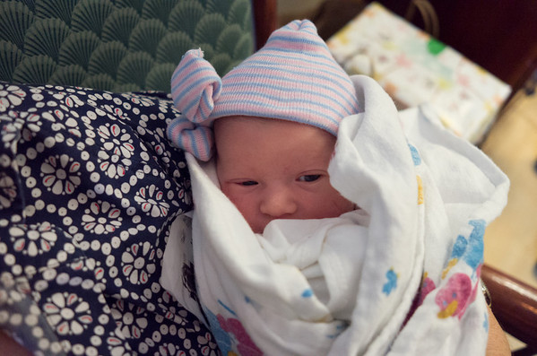 Ella Rose Shonson Makes Her Debut